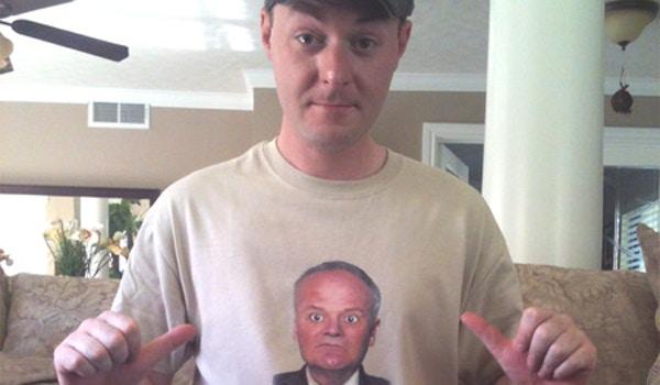 Creedaholic T-Shirt Photo