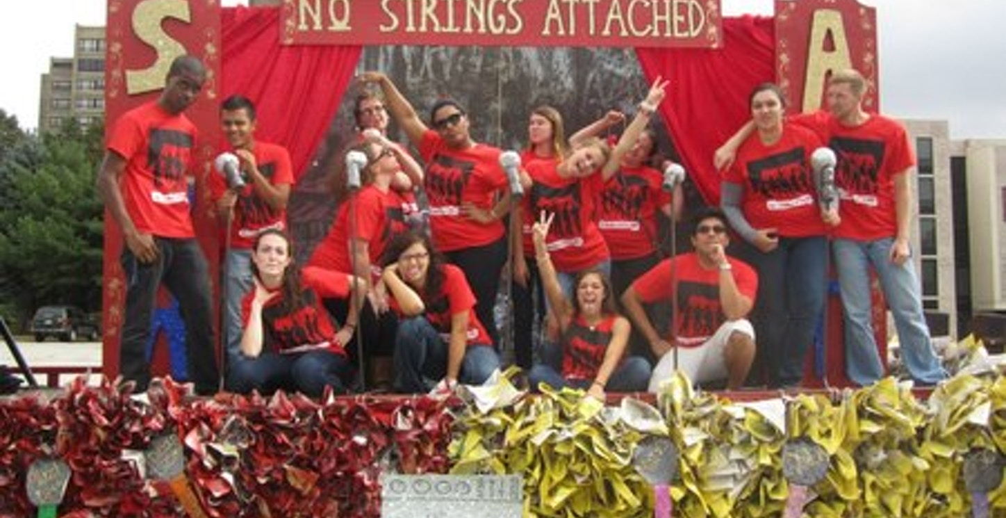 Homecoming   N'sync No Strings Attached T-Shirt Photo
