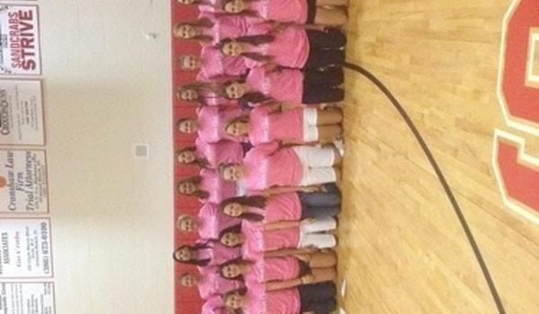 Senior Girls T-Shirt Photo