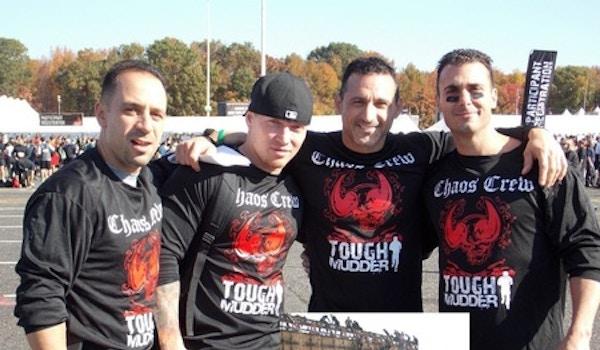 Tough Mudder Chaos Crew T-Shirt Photo