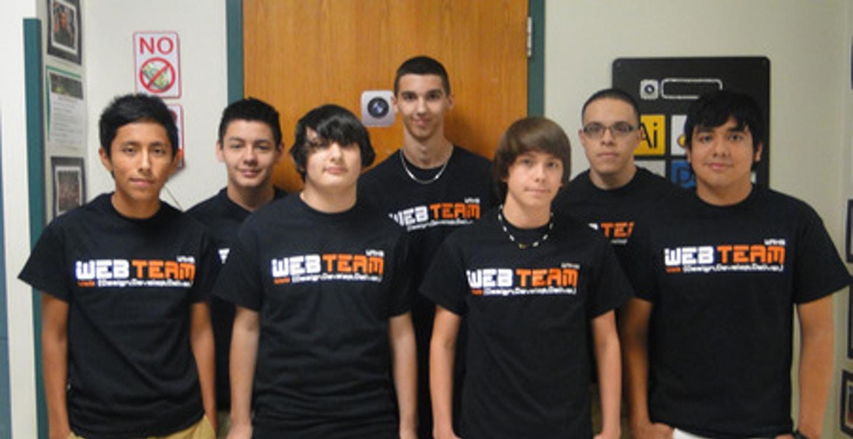 West Mesquite Hs Web Designers T-Shirt Photo