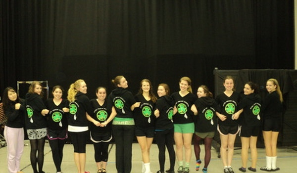 Step About Boston Bu's Only Irish Dance And Cultural Group T-Shirt Photo