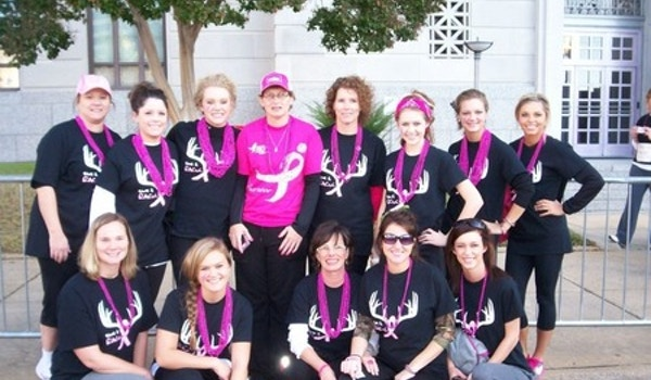Susan G Komen Race For Cure 2012   Arkansas T-Shirt Photo