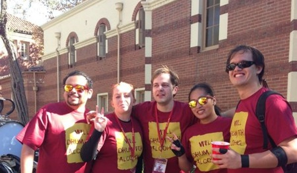 Tmb Drumline Alumni T-Shirt Photo