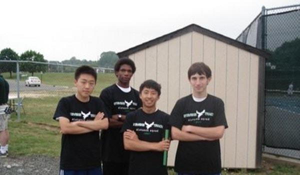 Track School Record Holders T-Shirt Photo