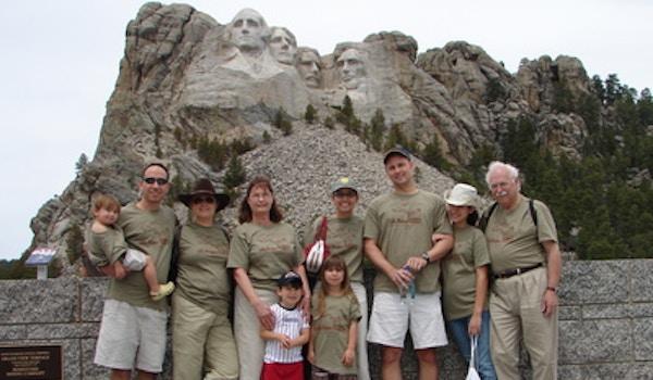 Rushmore 2007 T-Shirt Photo