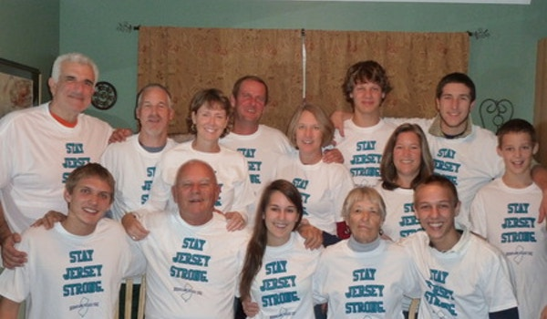 Stay Jersey Strong! T-Shirt Photo