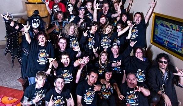 Kiss Kruisers 2012 T-Shirt Photo