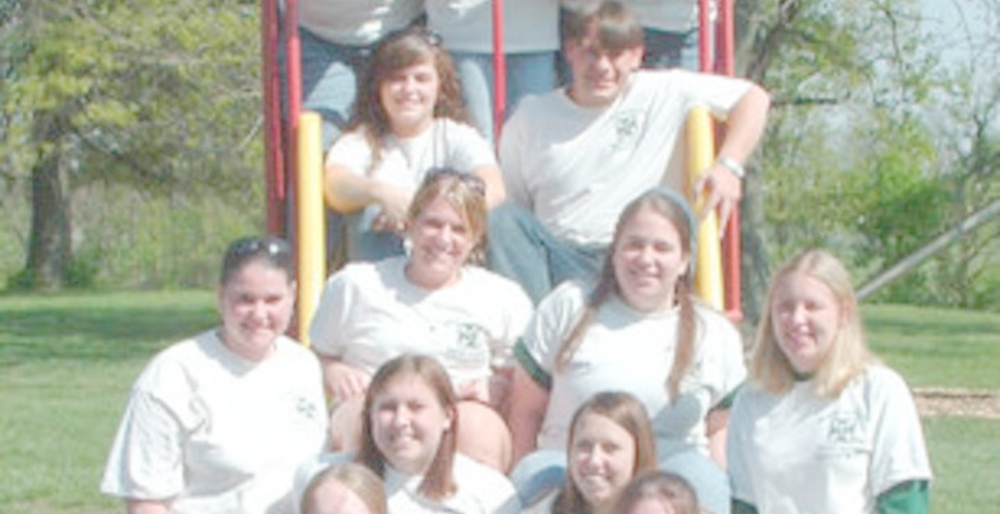 Wilmington College Service Learning Exec. Board T-Shirt Photo