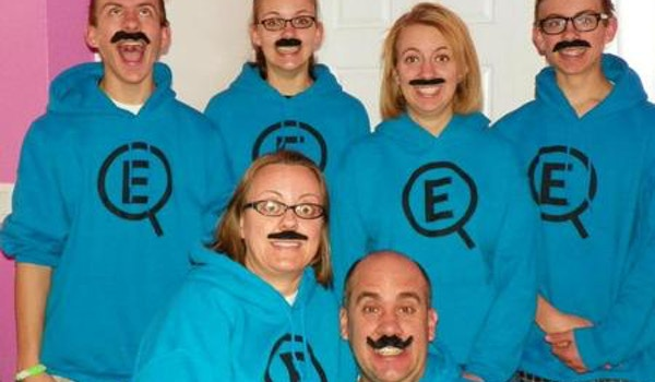 Thrilled With Our Hoodies T-Shirt Photo