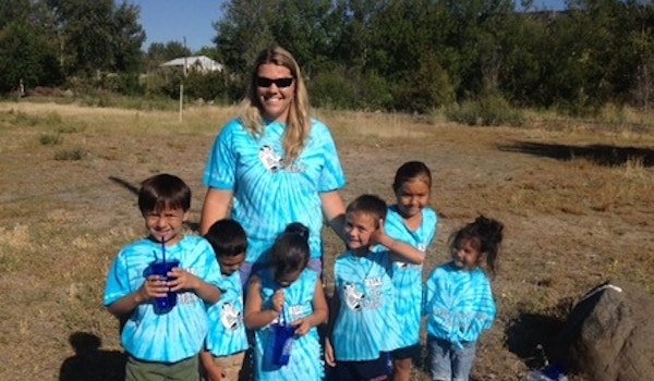 Some Of Our Little Runners T-Shirt Photo