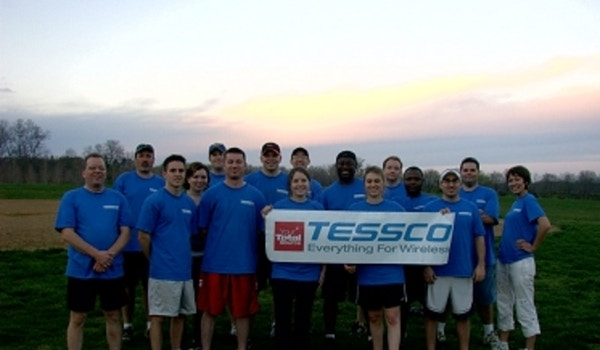 Tessco Blue Thunder T-Shirt Photo