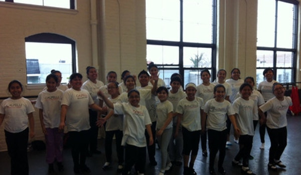 Calpulli Youth Dance In New York City! T-Shirt Photo