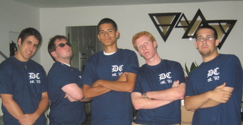 The D Crew Boys T-Shirt Photo