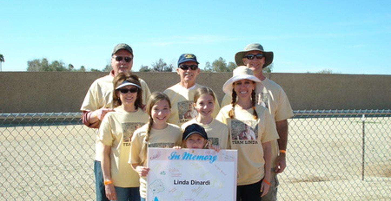 Team Linda T-Shirt Photo