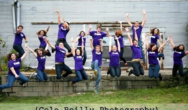 The Inversions From Cedarville University  T-Shirt Photo