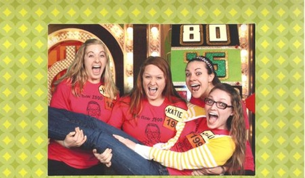 Price Is Right T-Shirt Photo