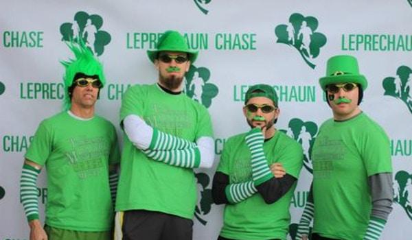 The Green Mutts T-Shirt Photo