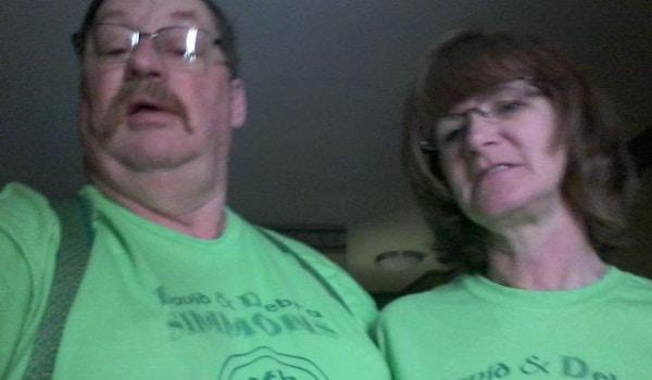 Happy 40th Anniversary T-Shirt Photo