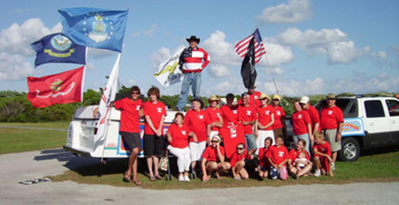 Cowboy Float Wins  2nd Place T-Shirt Photo