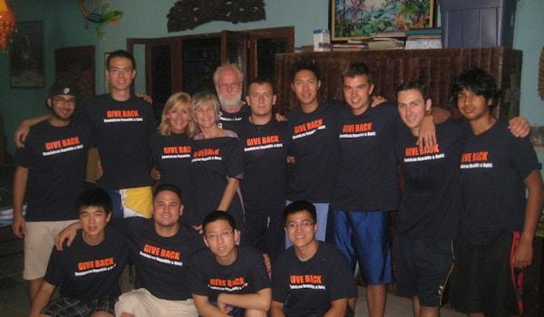 Sporting T Shirt In The Dominican Republic! T-Shirt Photo