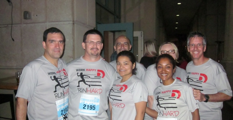 Company Race T-Shirt Photo