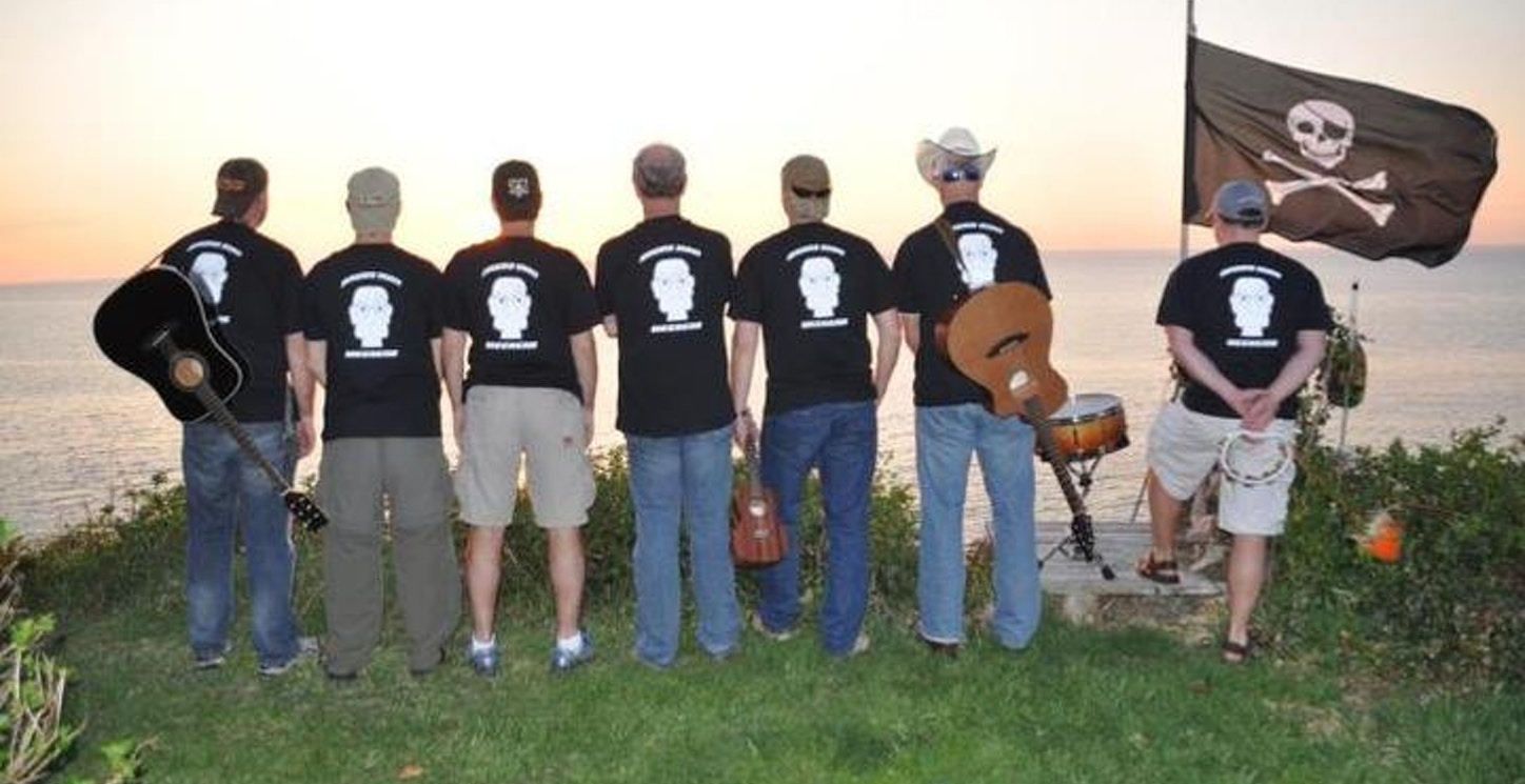 Angry Man Weekend (The Band Is Back Together) T-Shirt Photo
