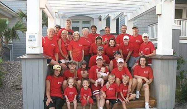 Bald Head Island Nc Family Vacation T-Shirt Photo