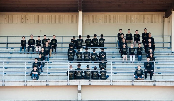 759 Falcon Rcacs Marching Band T-Shirt Photo