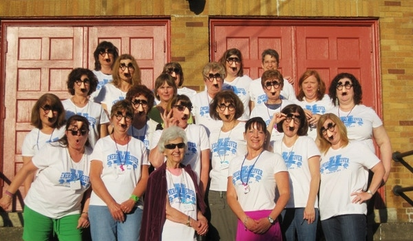 Energy Makeover Women's Retreat T-Shirt Photo