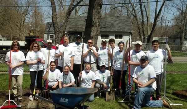 Nlm Planet Day Of Service Crew T-Shirt Photo