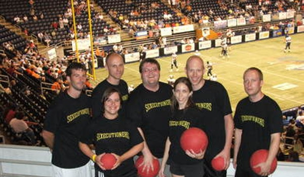 Sexecutioners Look Amazing For Tournamnet. T-Shirt Photo