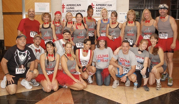 Team Pee Wee's Big Climb T-Shirt Photo