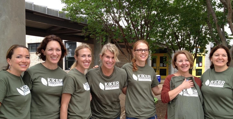 The Kiker Beautification Committee T-Shirt Photo