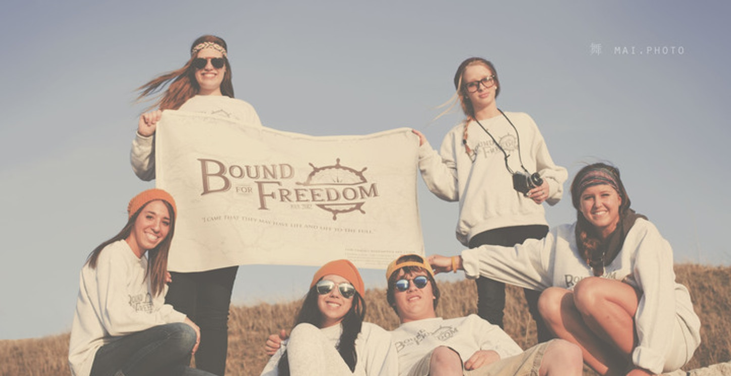 Bound For Freedom T-Shirt Photo