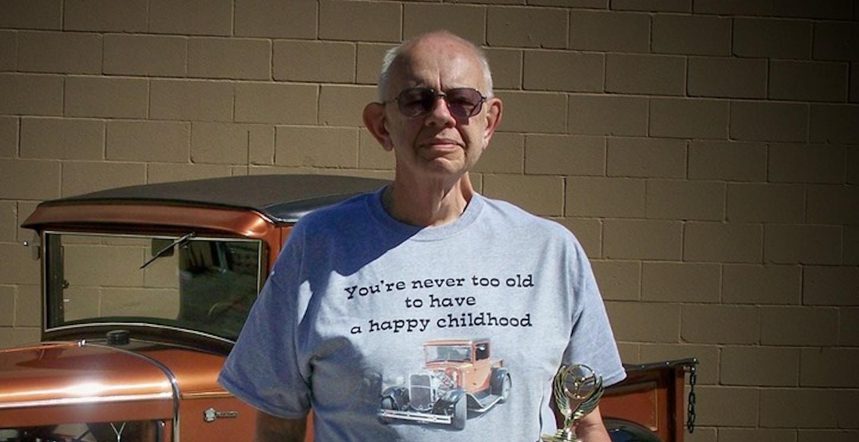 Happy Childhood T-Shirt Photo