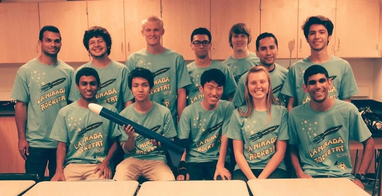 La Mirada Rocketry 2013 T-Shirt Photo