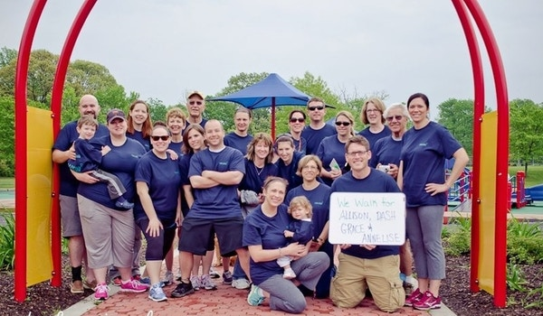 Team Gerh Raises Awareness & Money For Preeclampsia! T-Shirt Photo