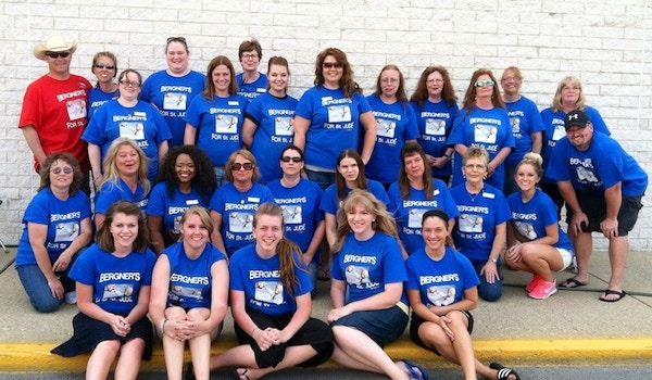 """Bergner's For St. Jude """"After A Fun Day Of Raising Money For A Good Cause"""" T-Shirt Photo"""