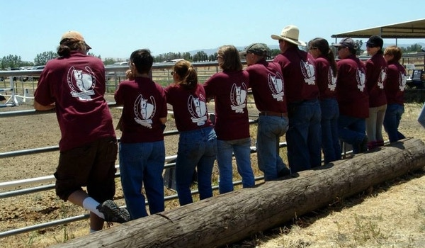"The ""Loves Delta Breeze Farm"" Crew T-Shirt Photo"
