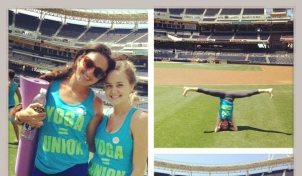 Yoga=Union T-Shirt Photo