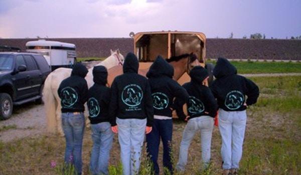 Chena River Ride 2007 North Pole Alaska T-Shirt Photo