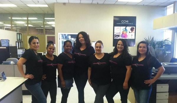 Ccmi Team T-Shirt Photo