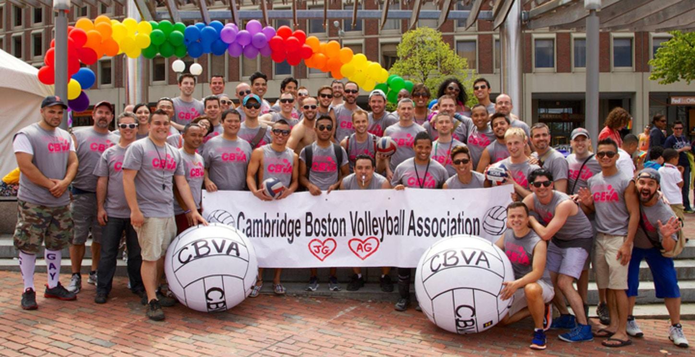Cbva Boston Pride 2013 T-Shirt Photo
