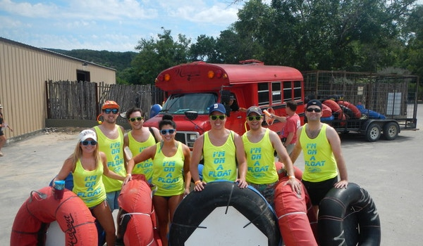 Got Our Tank Tops On And Our Flippy Floppies!  T-Shirt Photo