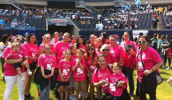 2013 Walk For Autism T-Shirt Photo