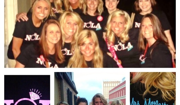 Bachelorettes In Nola T-Shirt Photo