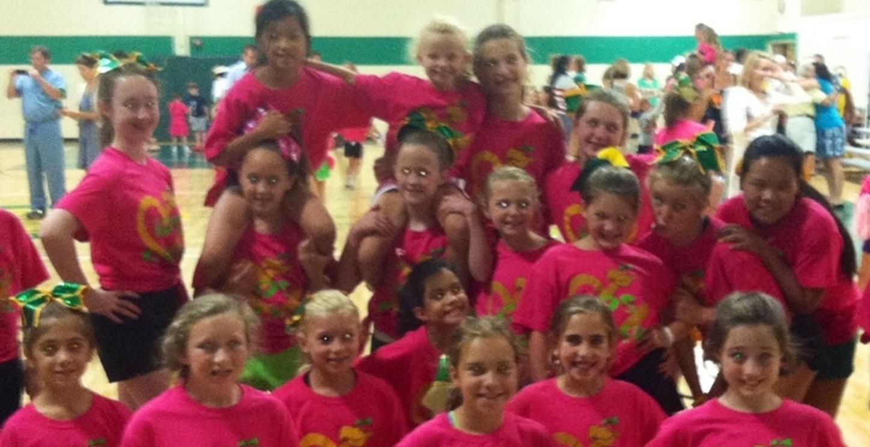 Hds Mini Cheer Camp T-Shirt Photo
