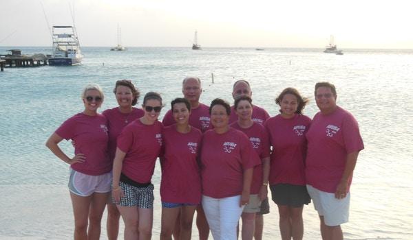 We Love Aruba! T-Shirt Photo