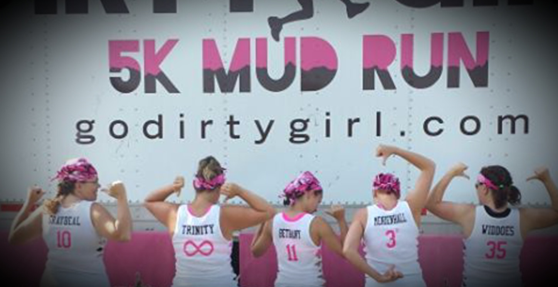 Dirty Girl Mud Run T-Shirt Photo